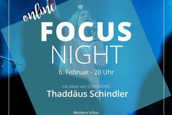 Focusnight Fels Worship Lobpreisabend